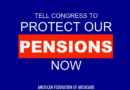 Protect Our Pensions Now