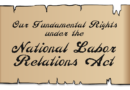 Our Fundamental Rights Under the National Labor Relations Act